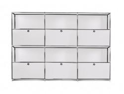 Image de l'article Meuble de bureau - AMC43-01 blanc