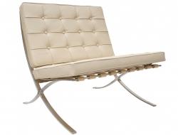 Image of the item Poltrona Barcelona - Crema