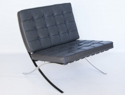 Image of the item Poltrona Barcelona - Grigio scuro