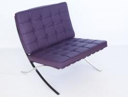 Image of the item Poltrona Barcelona - Malva