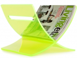 Image de l'article Porte revue The Cross - Vert