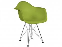 Image of the item Sedia Bambino Eames DAR - Verde