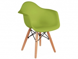 Image of the item Sedia Bambino Eames DAW - Verde