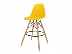 Image of the item Sedia di bar DSB - Giallo
