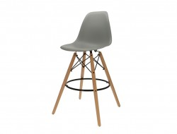 Image of the item Sedia di bar DSB - Grigio