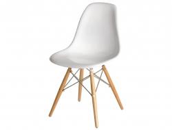 Image of the item Sedia DSW - Bianco lucido