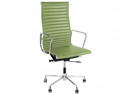 Image of the item Sedia Eames Alu EA119 - Verde limone