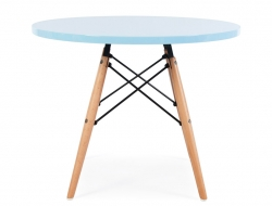 Image de l'article Table enfant Eames - Bleu