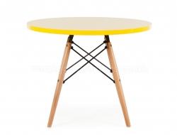 Image de l'article Table enfant Eames - Jaune
