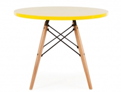 Image de l'article Table enfant Eames - Jaune