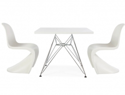Image de l'article Table enfant Eiffel - 2 chaises Panton