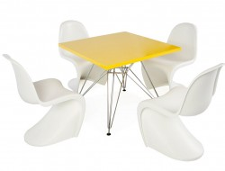 Image de l'article Table enfant Eiffel - 4 chaises Panton