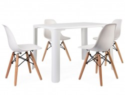 Image de l'article Table enfant Jasmine - 4 chaises DSW
