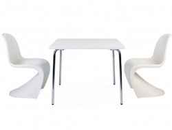 Image de l'article Table enfant Olivier - 2 chaises Panton