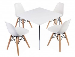 Image de l'article Table enfant Olivier - 4 chaises DSW