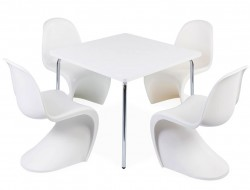 Image de l'article Table enfant Olivier - 4 chaises Panton