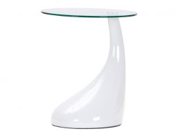 Image of the item Tavolino Scoop - Bianco