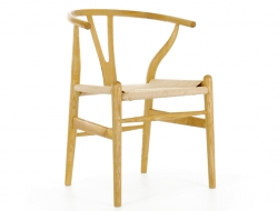 Image de l'article  Wegner Chaise Wishbone CH24 - Naturel