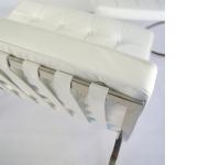 Image de l'article Chaise Barcelona - Blanc (pur)