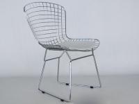 Image de l'article Chaise Bertoia Wire Side - Blanc