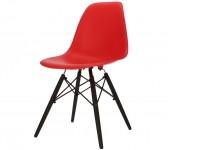 Image de l'article Chaise COSY bois - Rouge