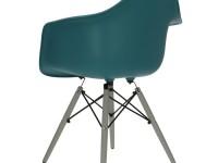 Image de l'article Chaise DAW - Bleu vert