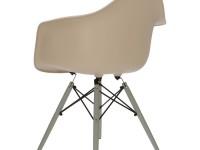 Image de l'article Chaise DAW - Gris beige