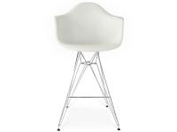 Image de l'article Chaise de bar DAR - Blanc