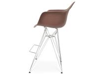 Image de l'article Chaise de bar DAR - Marron