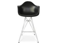 Image de l'article Chaise de bar DAR - Noir