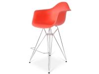 Image de l'article Chaise de bar DAR - Rouge
