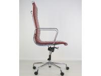 Image de l'article Chaise de bureau COSY 119 - Rouge foncé