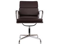 Image de l'article Chaise de bureau Soft Pad COSY 208 - Marron foncé