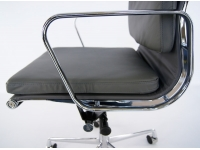 Image de l'article Chaise de bureau Soft Pad COSY 217 - Gris