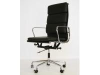 Image de l'article Chaise de bureau Soft Pad COSY 219 - Noir