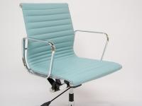 Image de l'article Chaise Eames Alu EA117 - Bleu ciel