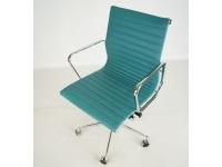 Image de l'article Chaise Eames Alu EA117 - Bleu