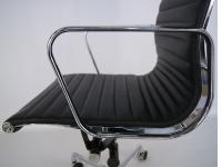 Image de l'article Chaise Eames Alu EA119 - Noir