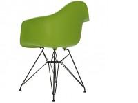 Image de l'article Chaise Eames DAR - Vert pomme