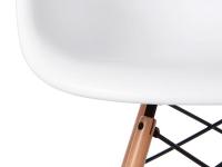 Image de l'article Chaise Eames DAW - Blanc