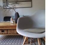 Image de l'article Chaise Eames DAW - Gris