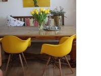 Image de l'article Chaise Eames DAW - Jaune