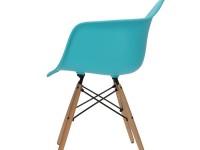 Image de l'article Chaise Eames DAW - Turquoise