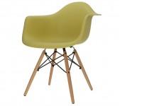 Image de l'article Chaise Eames DAW - Vert olive