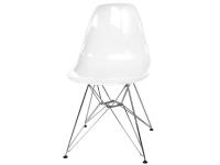 Image de l'article Chaise Eames DSR - Blanc brillant