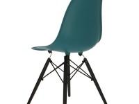 Image de l'article Chaise Eames DSW - Bleu vert