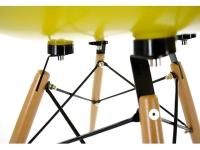 Image de l'article Chaise Eames DSW - Jaune brillant