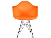 Image de l'article Chaise enfant Eames DAR - Orange