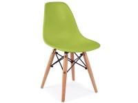 Image de l'article Chaise enfant Eames DSW - Vert