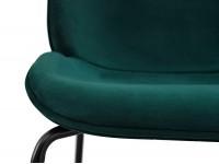 Image de l'article Chaise Orville Mr. B  - Velour Vert